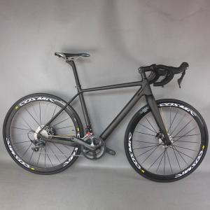 SERAPH shimano R8020 groupset 700cgravel Bike disc Brake thru-axle Aluminum Wheels R8020 Carbon Race Bicycle Gravel Bikes